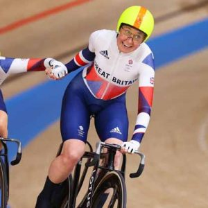 Great Britain's cyclists dominate to win first-ever women's madison gold